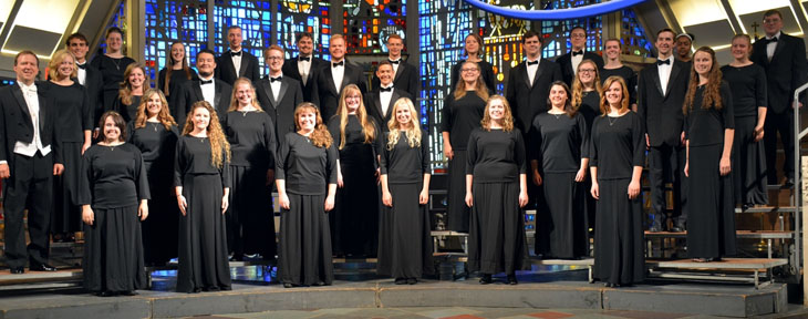 Conordia University Ann Arbor Choir